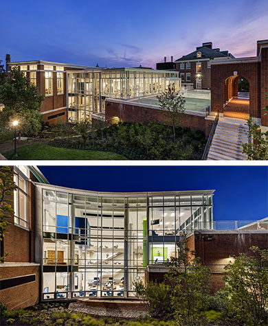 John Hopkins University Brody Commons